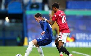 НА ЖИВО: Челси - Ман Юнайтед, спорно положение
