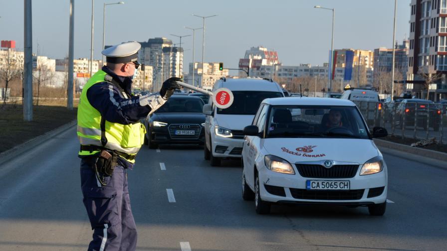 Нова полицейска акция на пътя, за какво ще следят