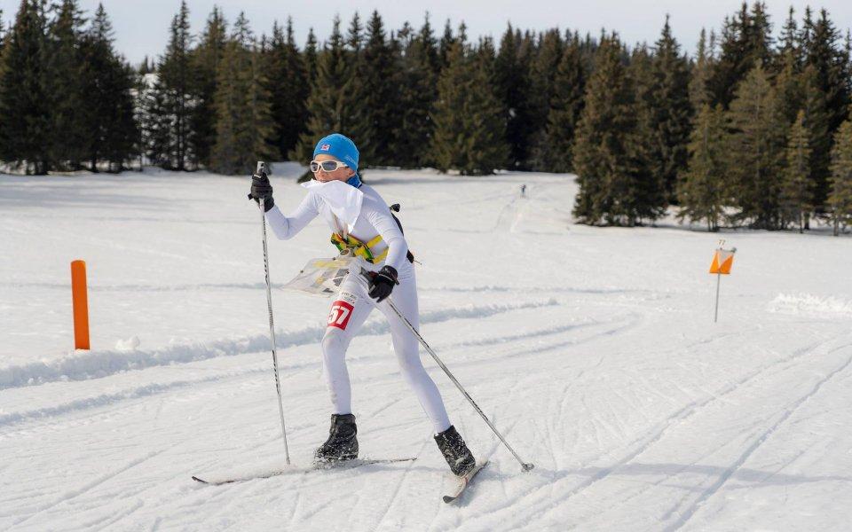 България на 14-то място на световното по ски-ориентиране