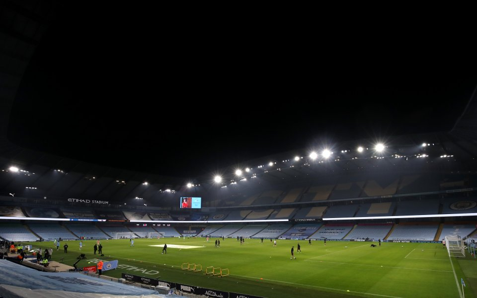 Манчестър Сити и Уулвърхемптън играят при 0:0 в изтеглен мач