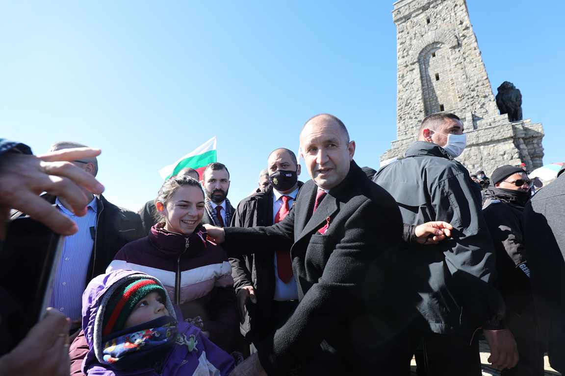 <p>Отбелязваме 143-тата годишнина от Освобождението на България</p>
