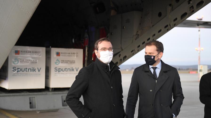 Украйна гневна на Словакия заради шега с Русия