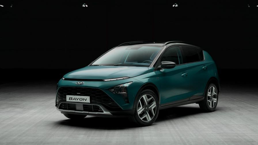 <p>Hyundai лансира още един SUV</p>