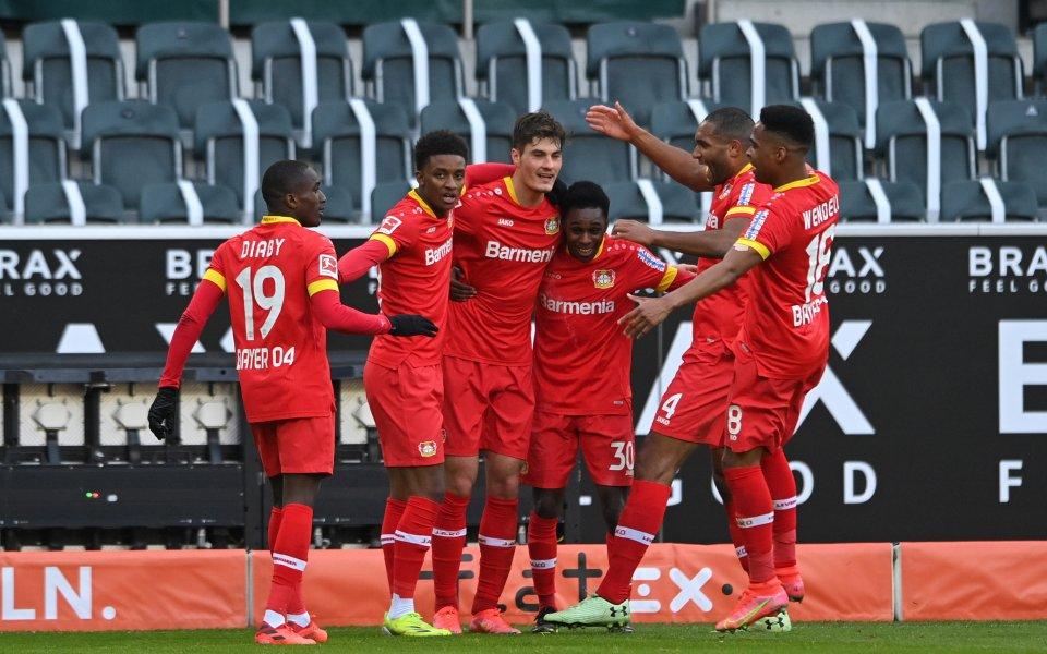 Отборът на Борусия Мьонхенгладбах допусна домакинска загуба с минималното 0:1