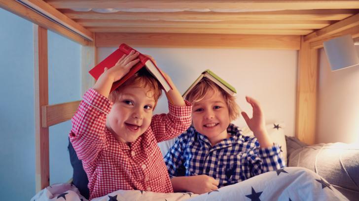 Спазвайте тези ритуали, за да спят децата ви по-добре