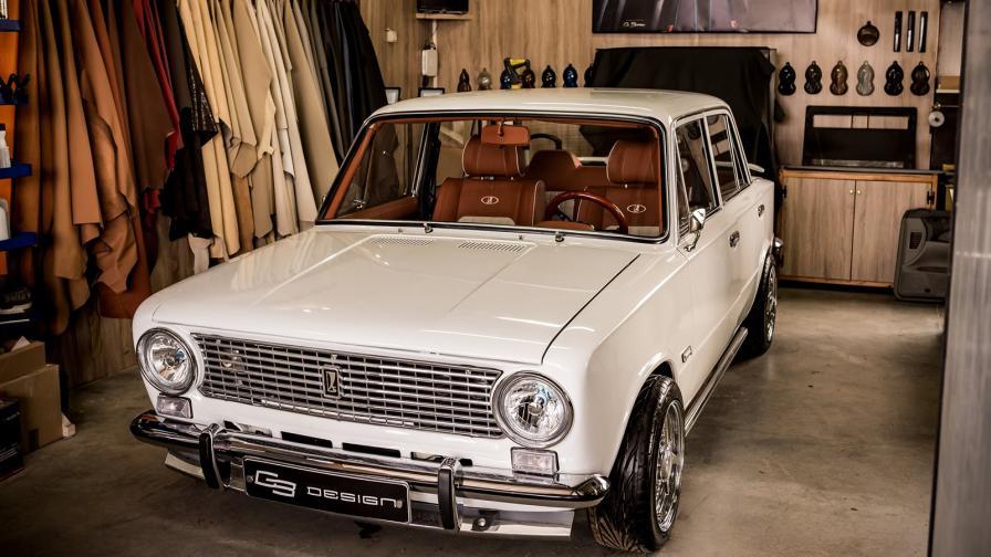 VAZ-2101 50th Anniversary Edition