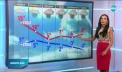 Прогноза за времето (14.03.2021 - централна емисия)
