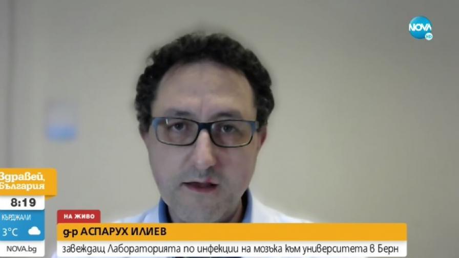 д-р Аспарух Илиев