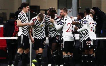 Пол Погба не се поколеба да изхвърли Милан от ЛЕ
