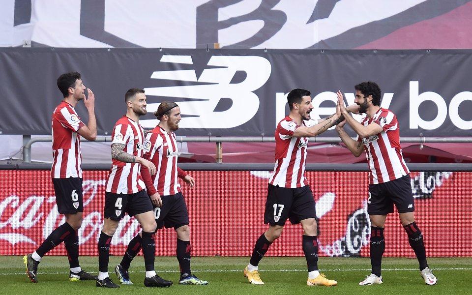 Атлетик Билбао и Реал Сосиедад играят при 0:0 във финал