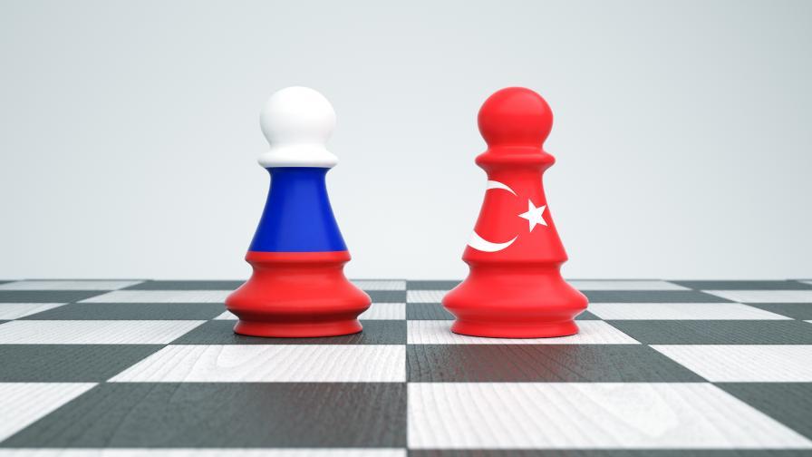 Съюзът Русия - Турция - Иран - кошмар за Запада