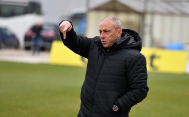 Илиан Илиев: Най-добре е да запазим отбора и да се подсилим