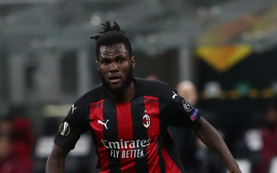 Ръководството на Милан е провело днес първа среща с полузащитника