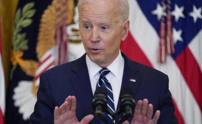 Джо Байдън: Хаосът беше неизбежен, след като САЩ решиха да напуснат Афганистан