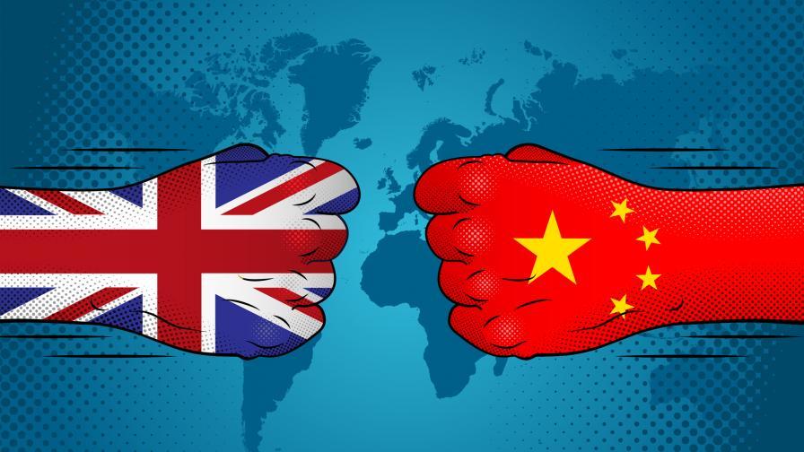 Джонсън и Байдън правят голяма коалиция срещу Китай