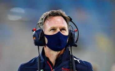Шефът на Ред Бул обяви колко е коствало на отбора катастрофата на Макс