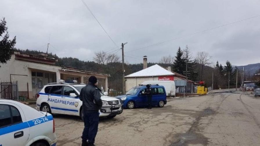 Спецакция на полиция и прокуратура в Сливен