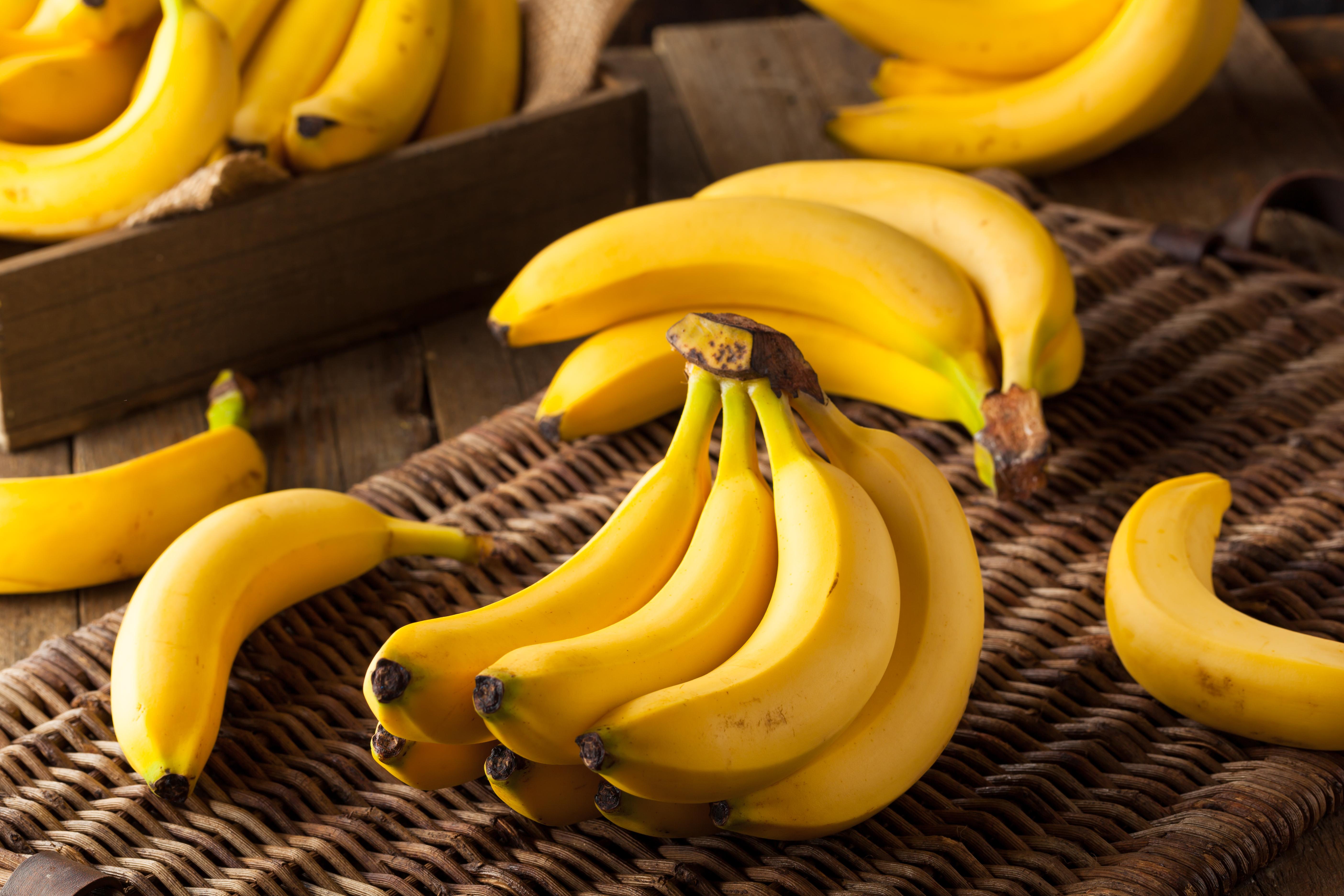 <p><strong>1. Банани</strong></p>  <p>Бананитe са една от най-добрите храни за енергия. Те са отличен източник на сложни въглехидрати, калий и витамин В6.</p>