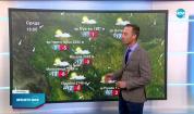 Прогноза за времето (31.03.2021 - обедна емисия)