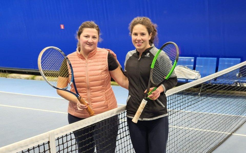 Най-запалените тенисистки от София се събират в понеделник за третия