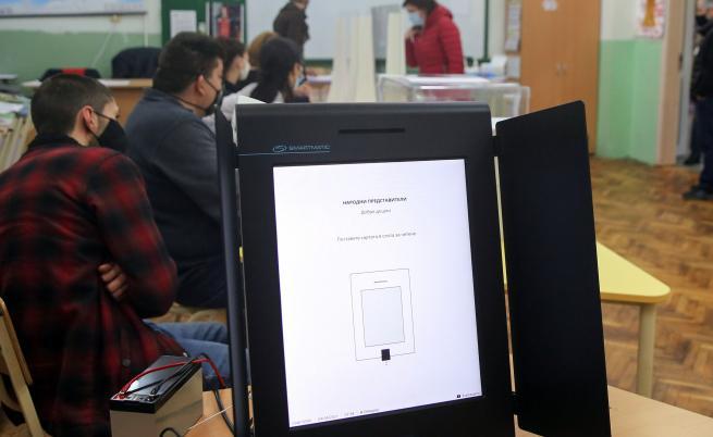 """""""Сиела Норма"""" подписа с ЦИК за поддръжка на машините за вота"""