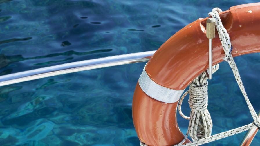 Тази жена роди на спасителен катер в Северно море
