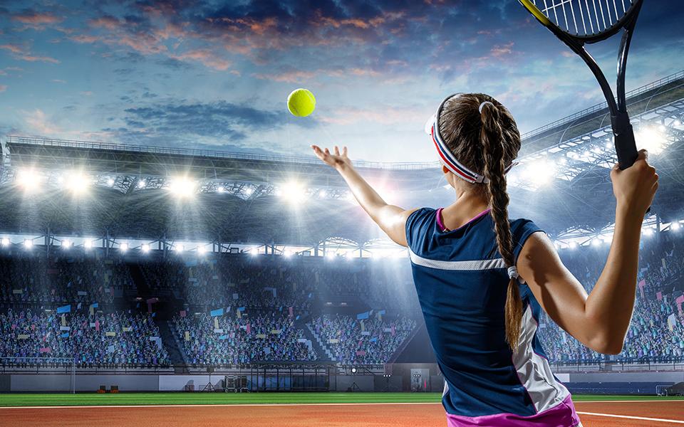 Тенисът е брилянтен спорт, който е бил и продължава да