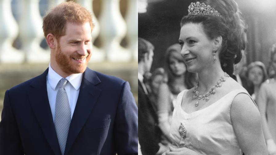Преплетени истории: Принцеса Маргарет и принц Хари