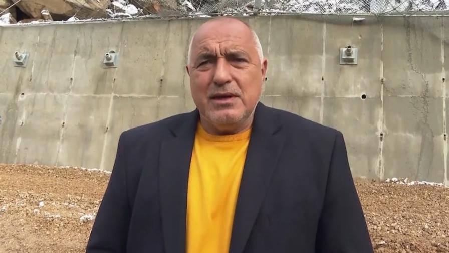 Борисов отказа депутатското място: Имунитет не ми трябва
