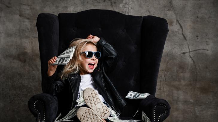 Невероятните истории на девет деца, които станаха милионери