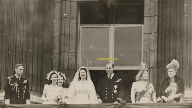 Вълнуващият живот на принц Филип през годините