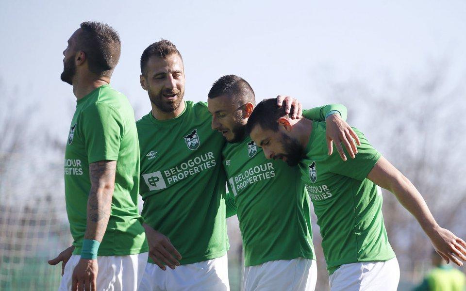 Две победи за един ден записа новакът в efbet Лига