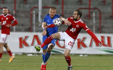 Как се разви двубоят между ЦСКА и Арда?