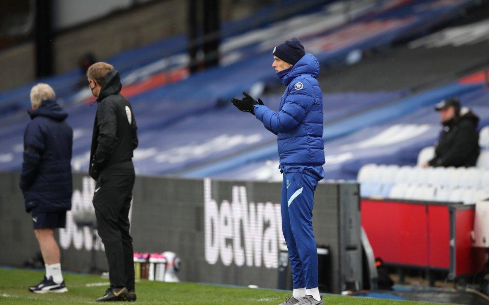 Мениджърът на Челси - Томас Тухел, изрази задоволството си от