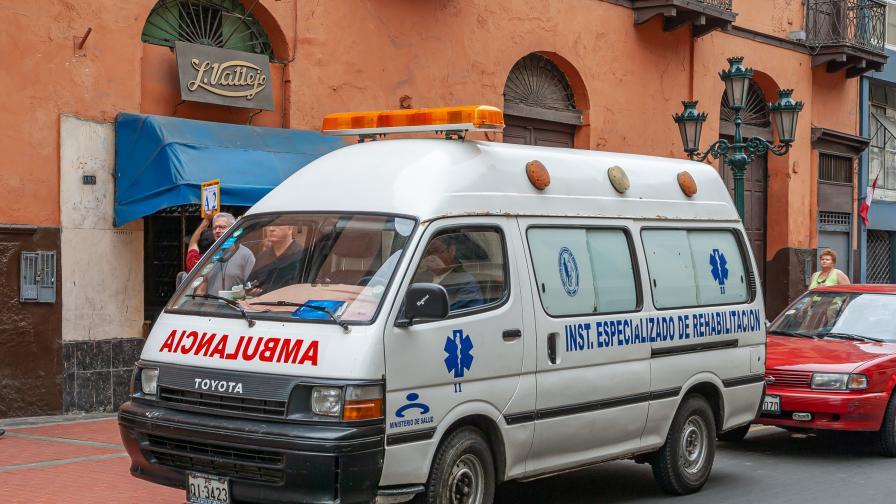 Автобусна катастрофа в Перу, десетки загинали