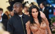 <p>Какво се договориха Ким Кардашиян и Кание Уест за попечителството</p>