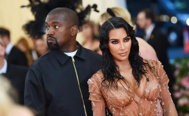 След развода: Какво се договориха Ким Кардашиян и Кание Уест за попечителството