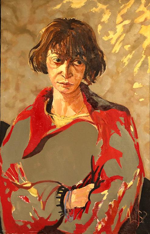 <p>Илиана, 1988 г.</p>