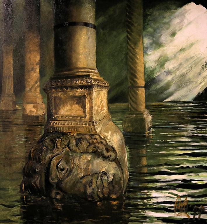 <p>Водите на Константинопол, 2011 г.</p>