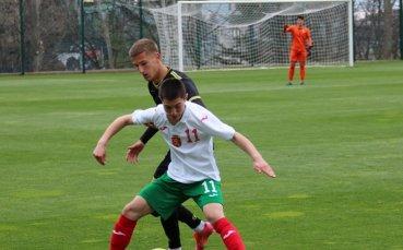 България U17 с реми срещу Косово
