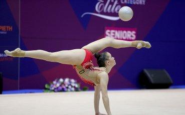 Воложанина се класира на финала на топка в Ташкент