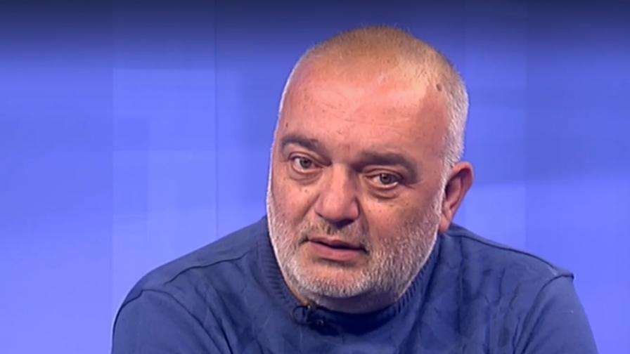 Бабикян: Даниел Митов е параван на Борисов