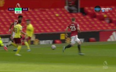 Отлична атака за Юнайтед и Грийнууд изведе тима си напред