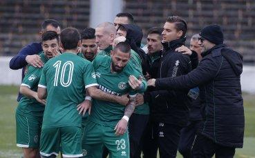 НА ЖИВО: Славия 0:2 Ботев Враца, греди за двата отбора