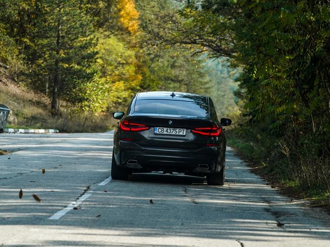 BMW Серия 6 Gran Turismo галерия