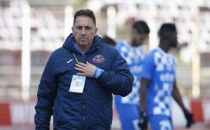 Отбор от efbet Лига остана без треньор