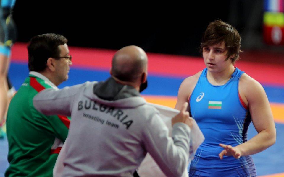 Българският национален отбор за жени излъчи трета финалистка на европейското