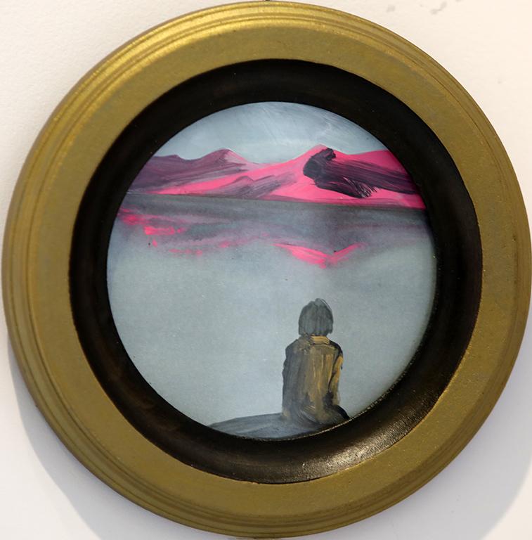 <p>Женевското езеро</p>  <p>Изложба &bdquo;Истории от облака&rdquo; от Нора Ампова в Галерия Нюанс</p>