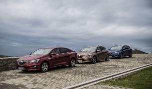 <p>Рог на изобилието от Renault Megane (тест драйв)</p>