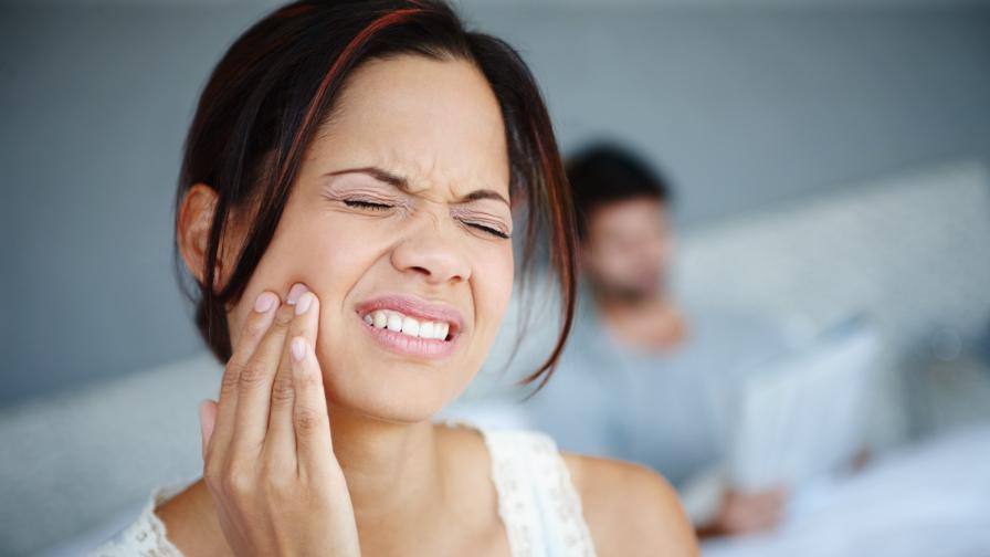 зъби болка